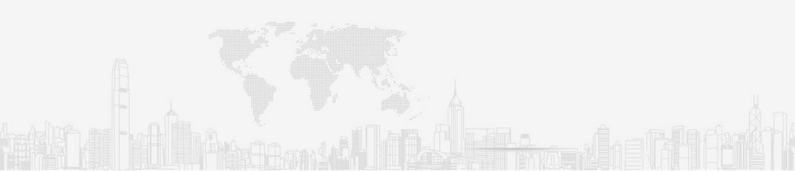 互联网电商地球banner背景