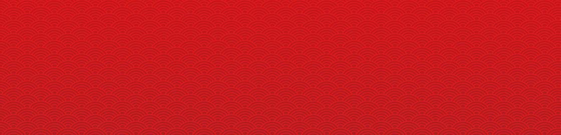 中国风红色海浪纹理背景