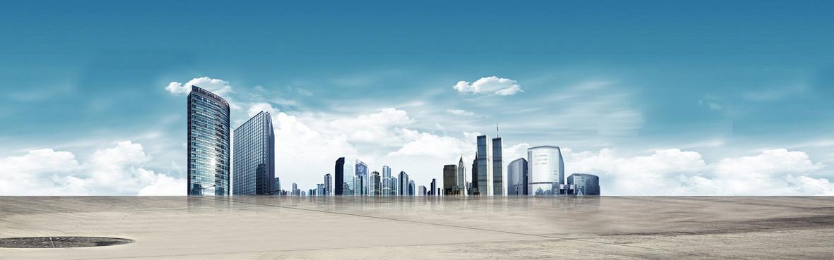 风景商务城市现代城市蓝色城市 图精灵为您提供商务城市高端大气背景