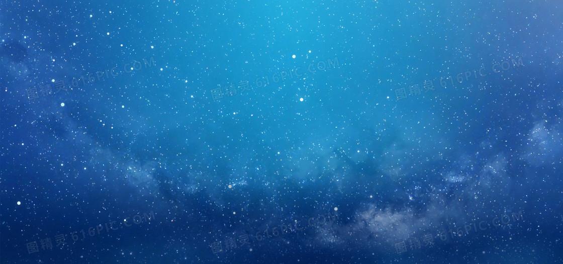 淘宝天猫蓝色背景