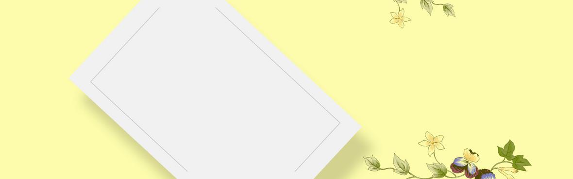 纯色盒子矢量图