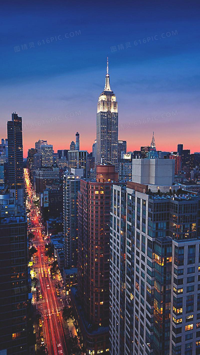 城市建筑背景素材