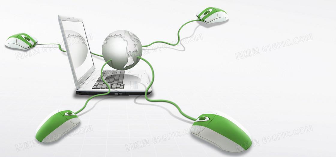 电子科技简约现代科技感互联网灰色海报背景