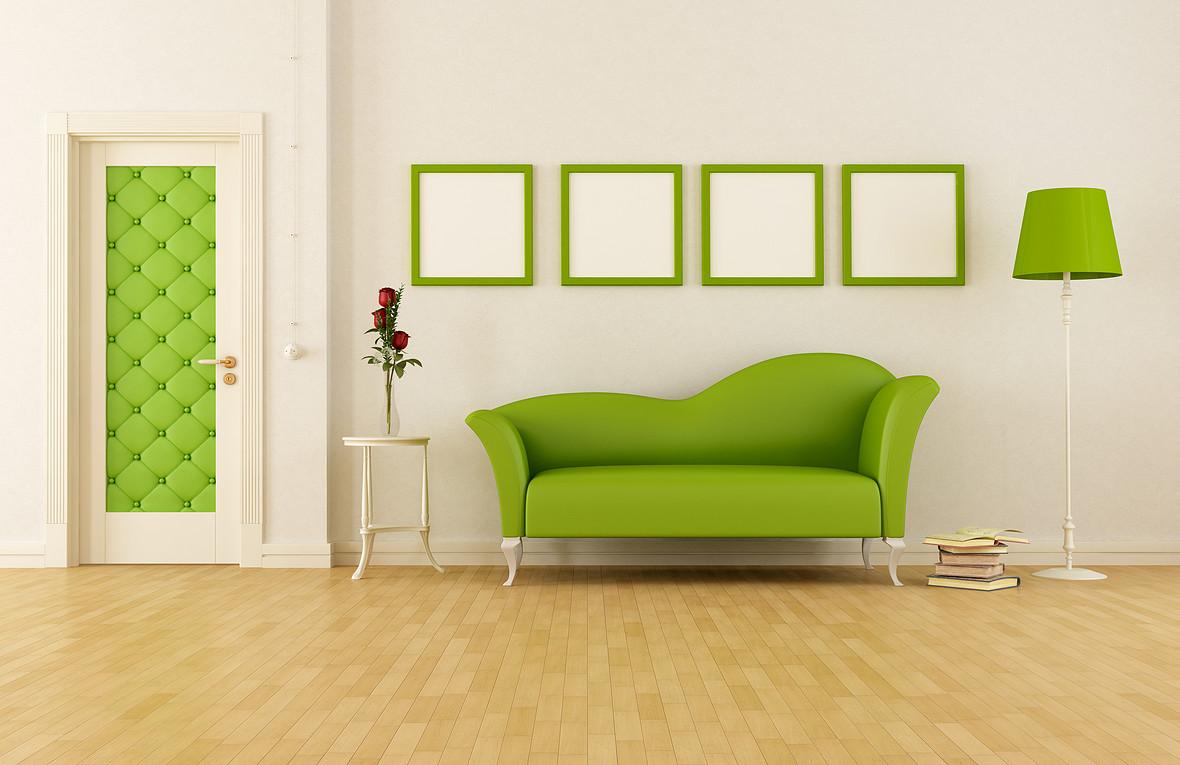 家具沙发简约海报背景素材