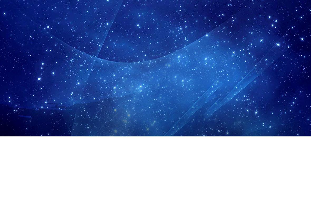 蓝色渐变几何线条背景素材