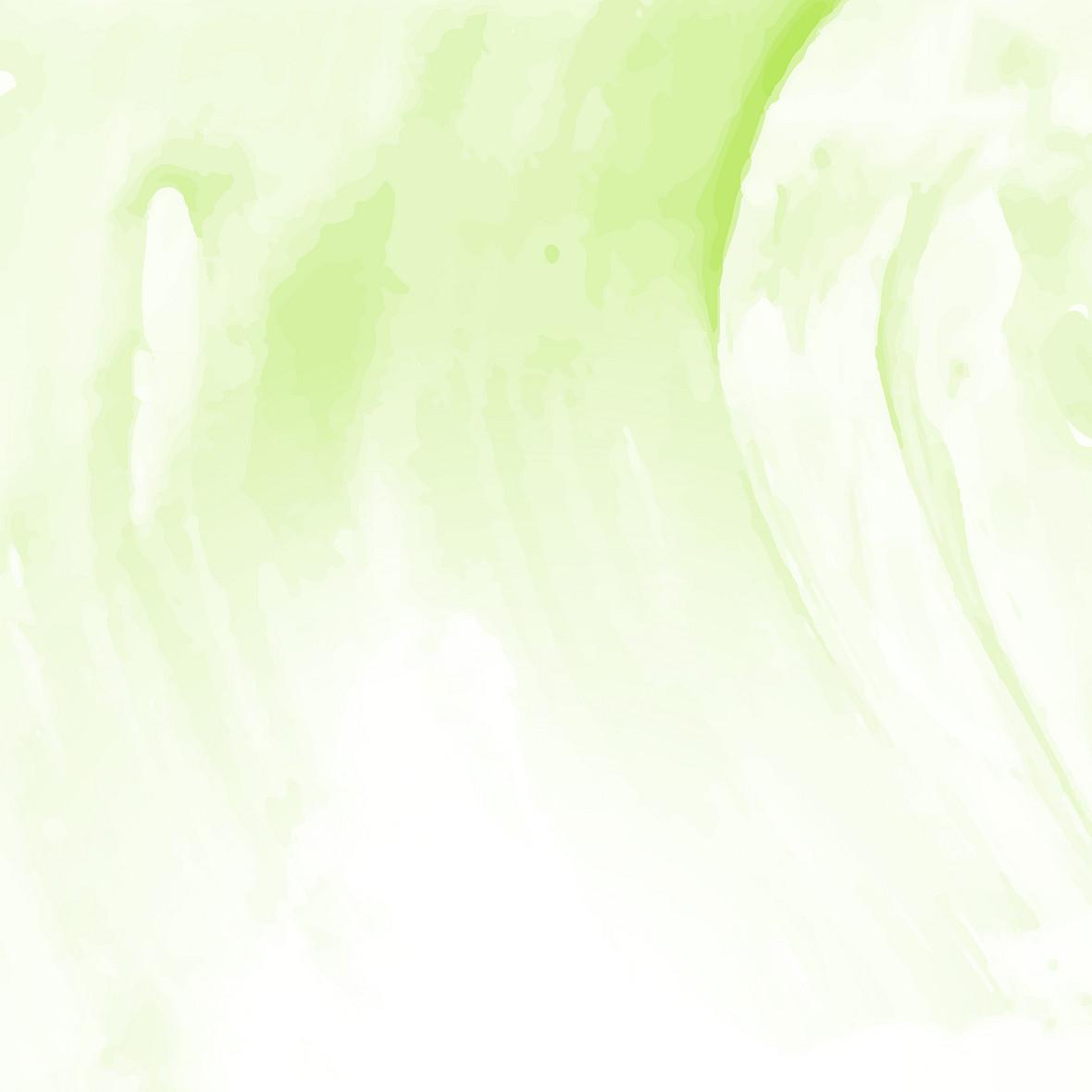 绿色水彩梦幻渐变背景素材