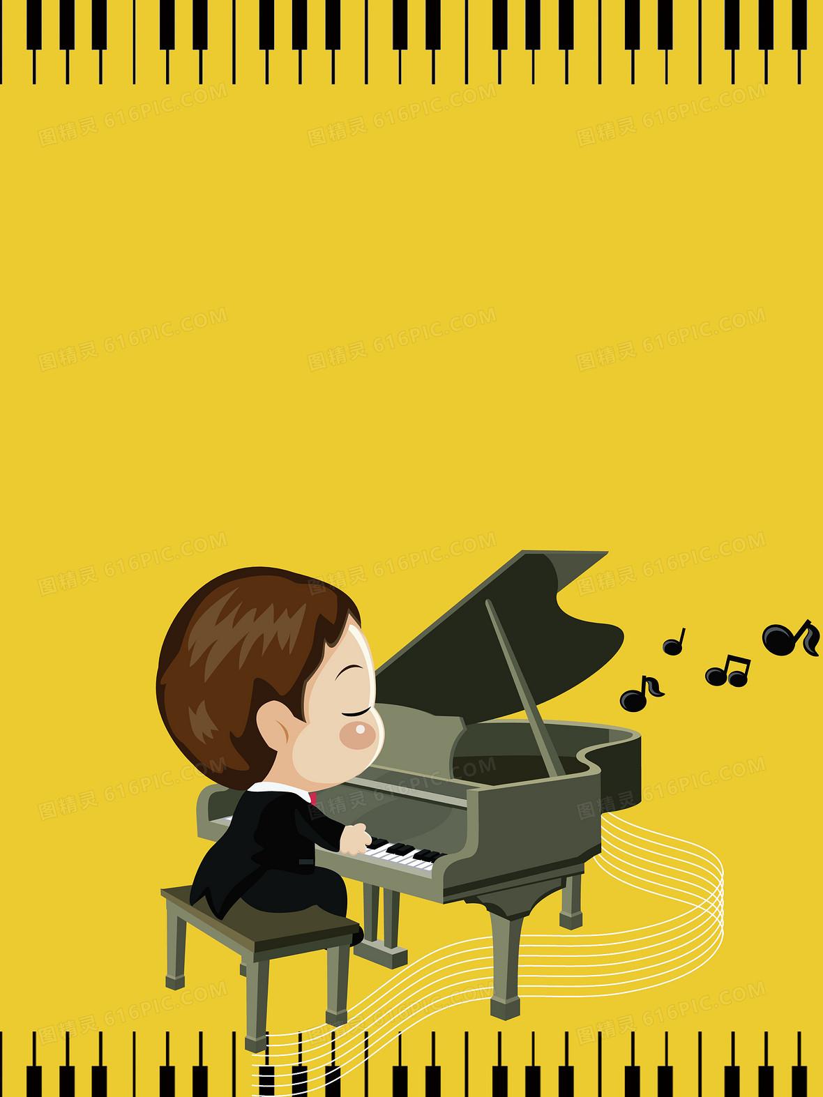 金沙钢琴儿童培训班 钢琴培训机构图片