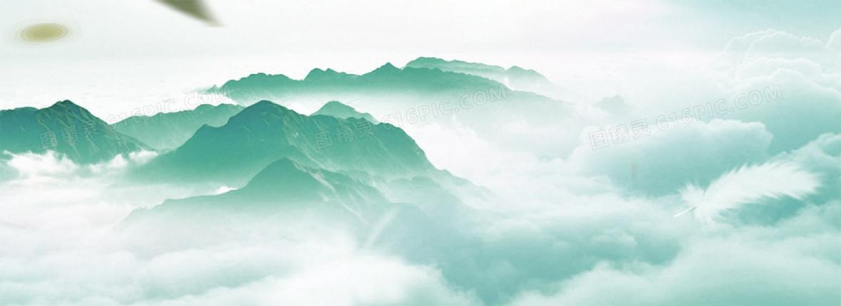 壁纸 风景 天气 烟雾 1180_430