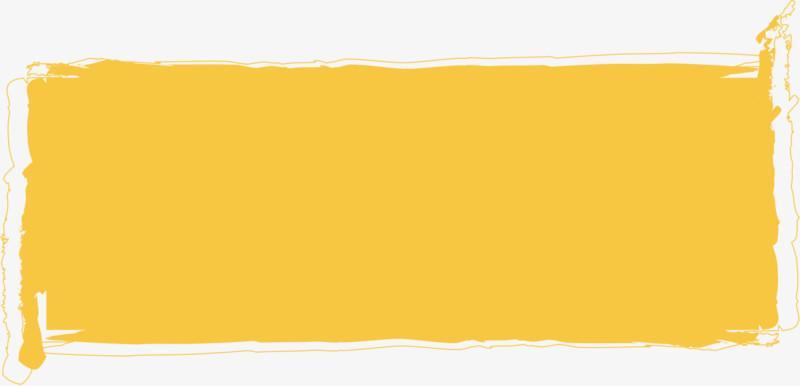 不规则文本标题框矢量素材