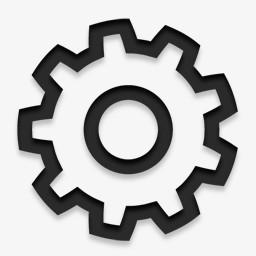 齿轮icon图片免费下载 Png素材 编号1pkie862z 图精灵