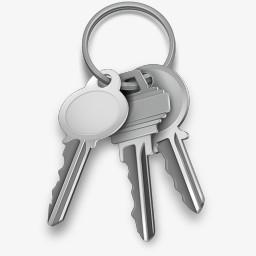 钥匙链mac Icon Set图片免费下载 Png素材 编号zq9ipg6dv 图精灵