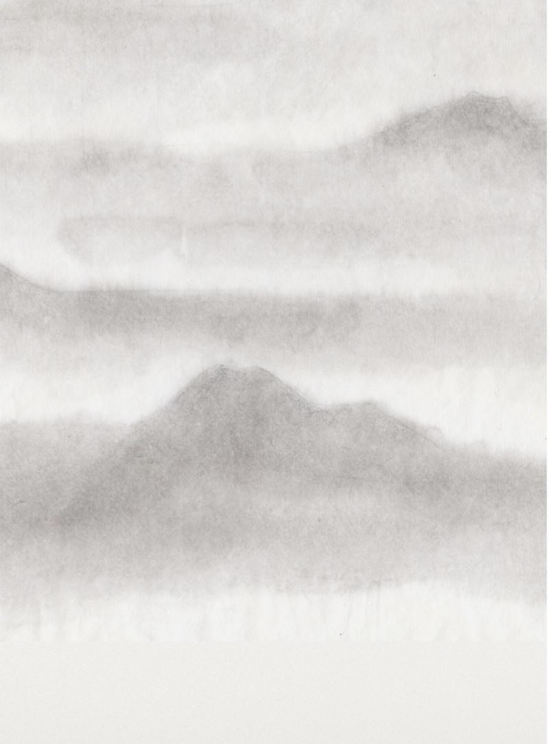 水墨画山背景图图片免费下载_高清png素材_图精灵