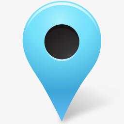 地图标记标记外azure图标图片免费下载 Png素材 编号vo9imk5xv 图精灵