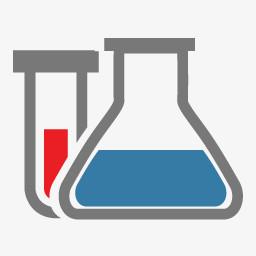 化学化学反应化学瓶研究管高等教育图标集图片免费下载 Png素材 编号1kxi029pz 图精灵