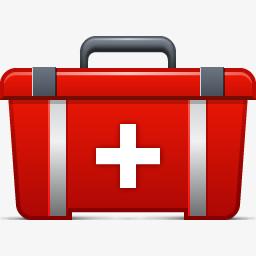 医疗箱图标图片免费下载 Png素材 编号vo9i6enqv 图精灵