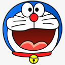 快乐哆啦a梦Doraemon-icons