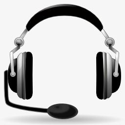 设备音频耳机图标图片免费下载 Png素材 编号14nid4j5z 图精灵