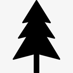 杉树图标图片免费下载 Png素材 编号ve9i2r4e1 图精灵
