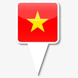 越南国旗为iphone地图图片免费下载 Png素材 编号1pki3owpz 图精灵