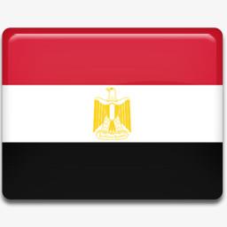 埃及国旗图标图片免费下载 Png素材 编号z2rijmlno 图精灵