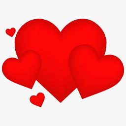 爱心素材心型爱情元素图片免费下载 Png素材 编号vd9im2n50 图精灵