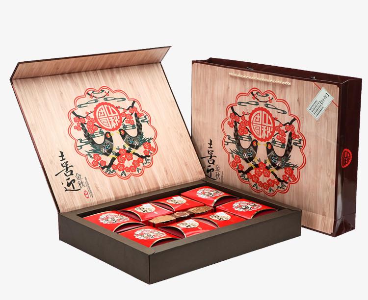 木制月饼礼盒图片免费下载_高清png素材_图精灵
