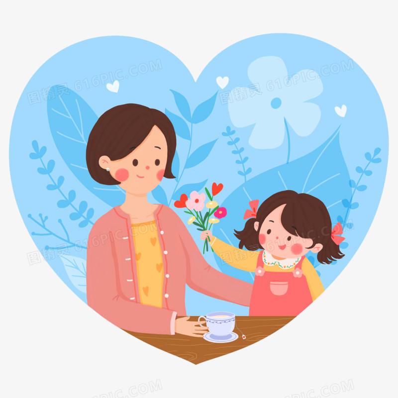 感恩节给妈妈送花