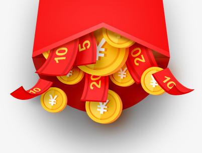 金币 红包 礼券