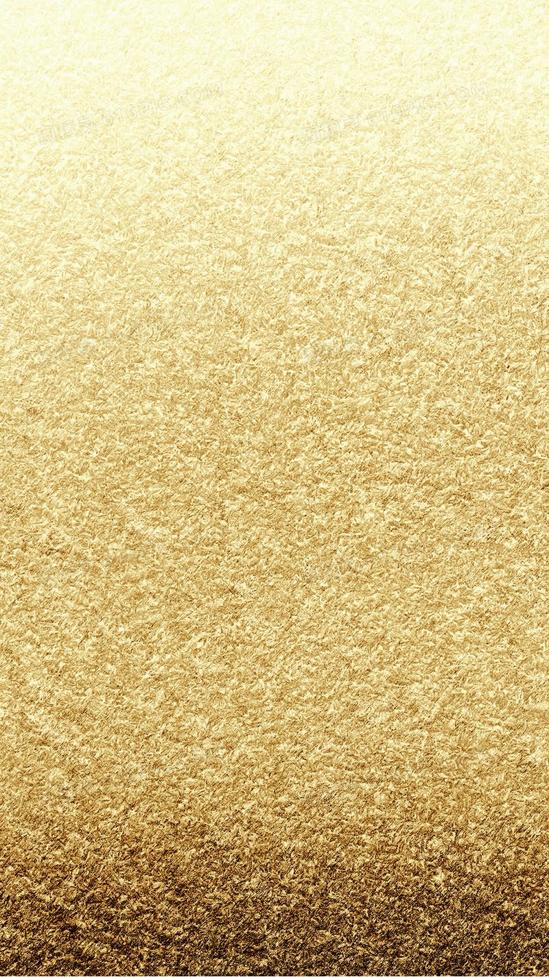 金色质感磨砂颗粒纹理免费图片
