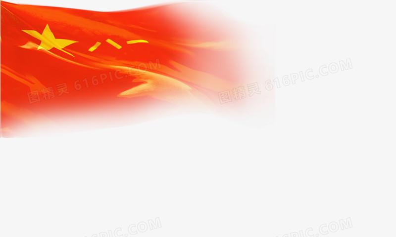 八一军旗图片免费下载_高清png素材_图精灵