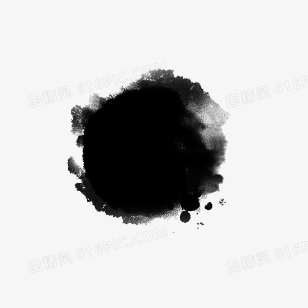 墨滴图片免费下载_高清png素材_图精灵