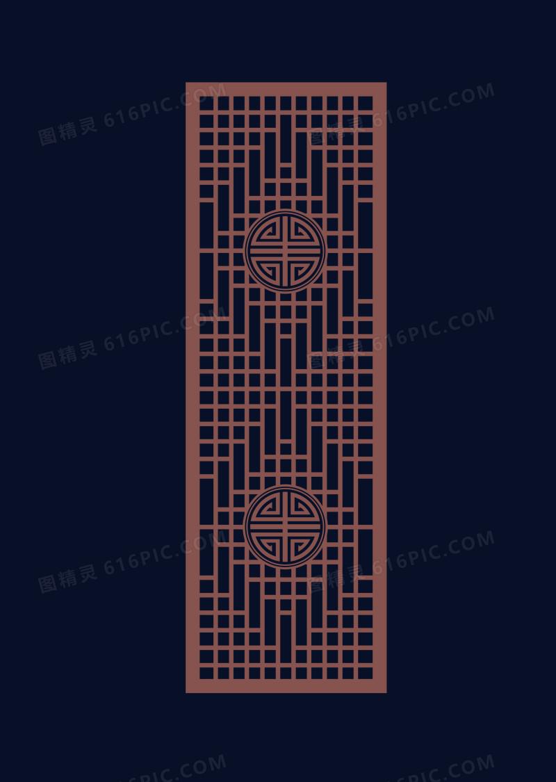 中式家具雕刻花纹
