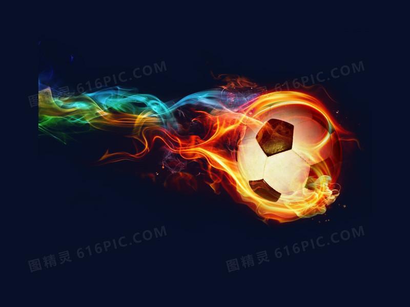 足球火焰图片免费下载_高清png素材_图精灵