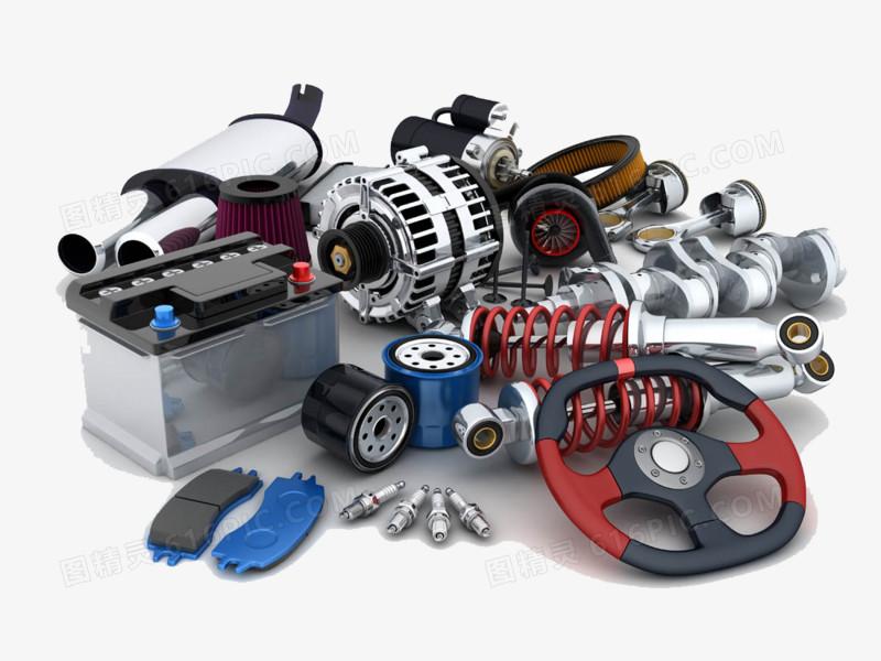 汽车引擎零件图片免费下载_高清png素材_图精灵