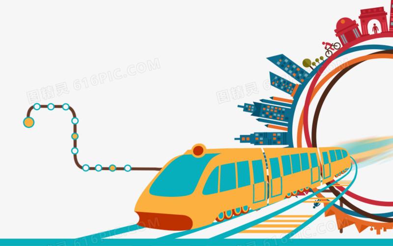 地铁房地产图片免费下载_高清png素材_图精灵