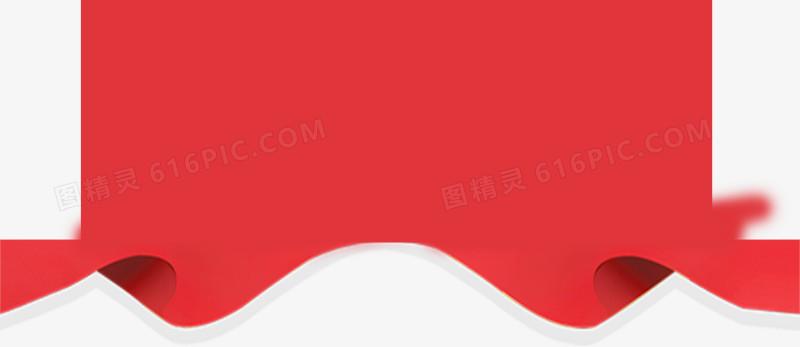 红色文案背景图片免费下载_高清png素材_图精灵