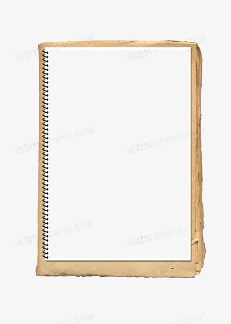 边框图片素材相框素描 几何方块边框