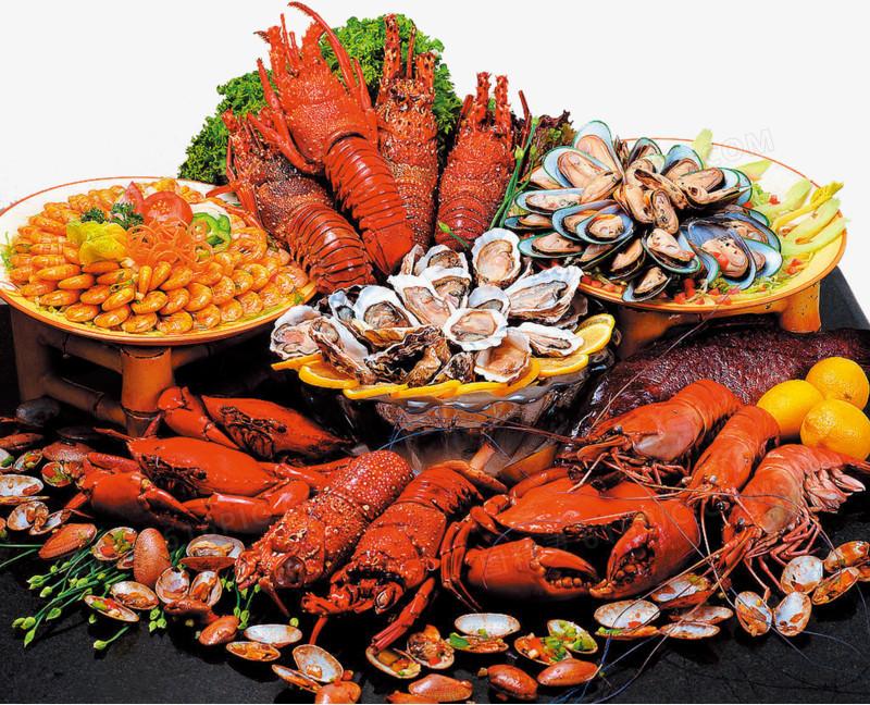 食品,美食,海鲜,淘宝素材
