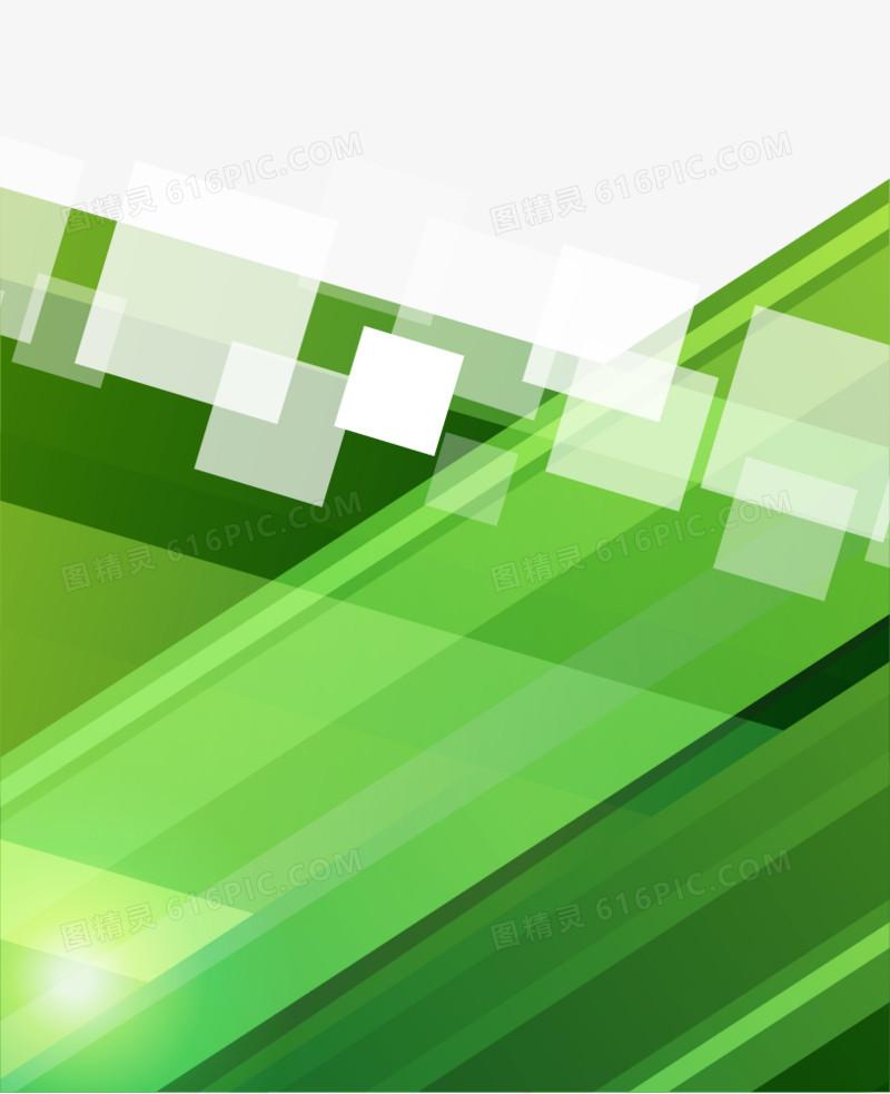 绿色几何图形背景图片免费下载_高清png素材_图精灵