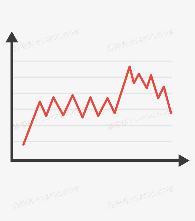 股票曲线图图片免费下载_高清png素材_图精灵