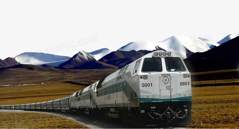 青藏铁路图片免费下载_高清png素材_图精灵
