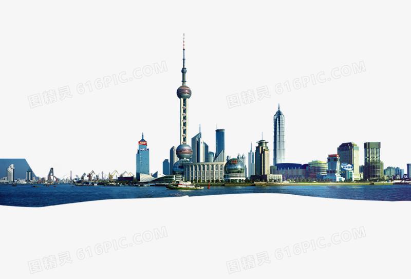 上海外滩图片免费下载_高清png素材_图精灵