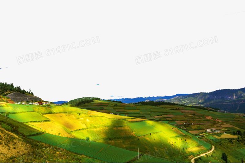 本设计作品为云南香格里拉风景,格式为png,尺寸为1920x1280,下载后