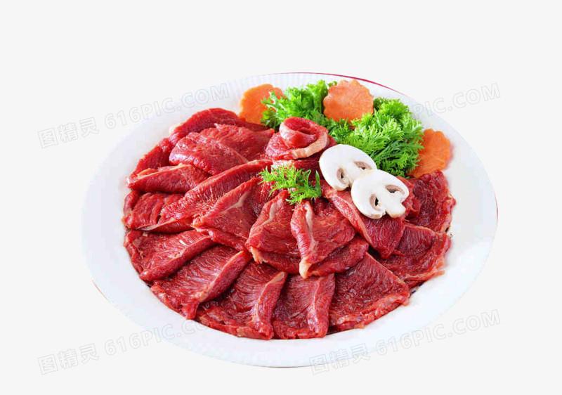 牛肉片图片免费下载_高清png素材_图精灵