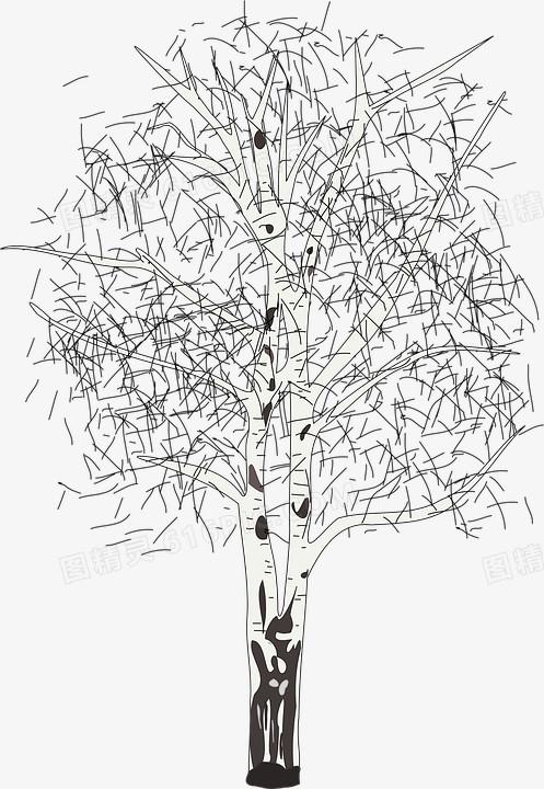 图精灵 免抠元素 卡通手绘 > 黑白线条树   下载:1 收藏:0 图精灵为您