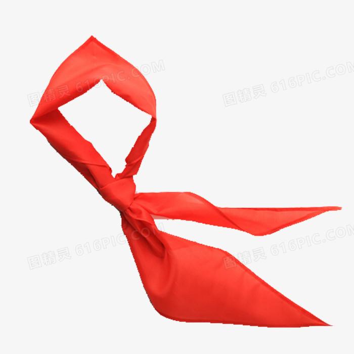 红色的红领巾图片免费下载_高清png素材_图精灵