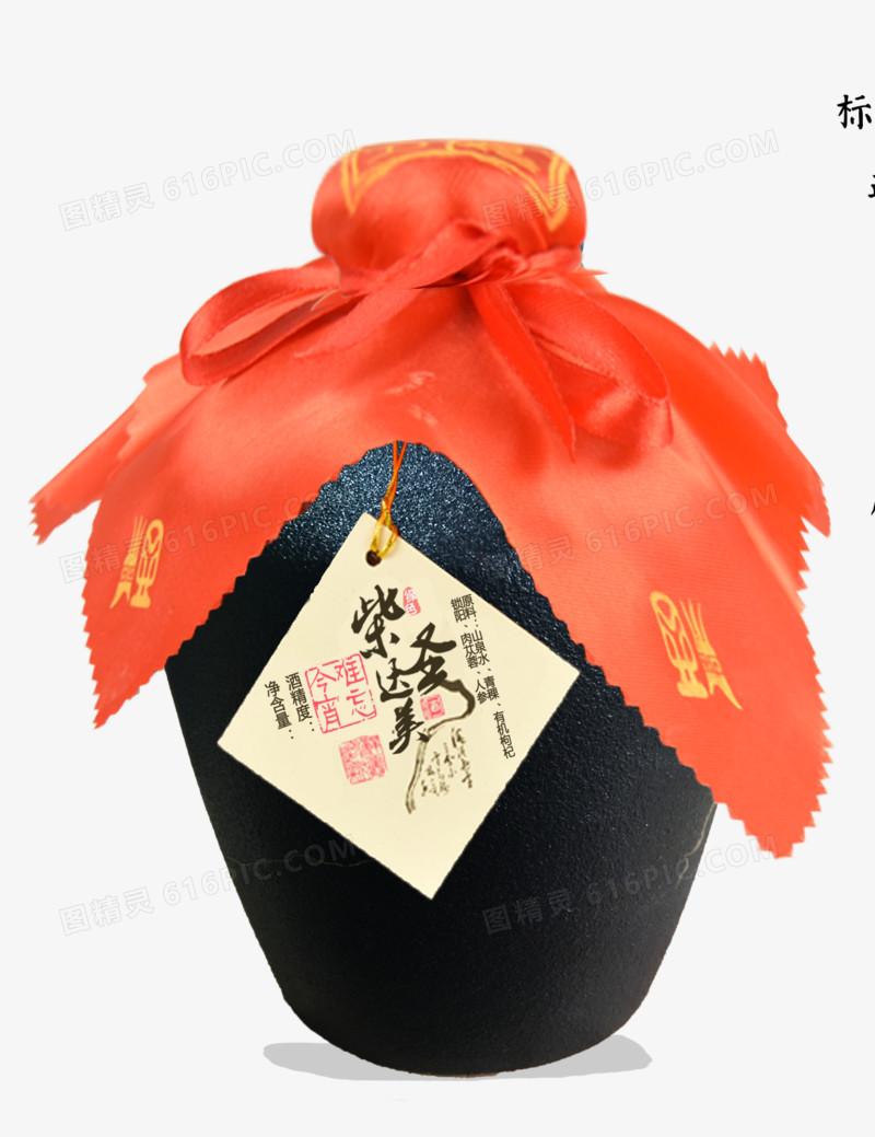 酒坛包装设计图片免费下载_高清png素材_图精灵