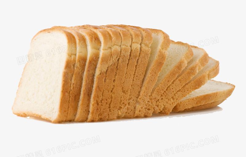 白吐司面包图片免费下载_高清png素材_图精灵