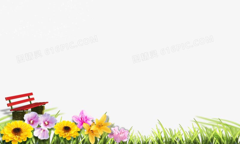 背景底部装饰图片免费下载_高清png素材_图精灵