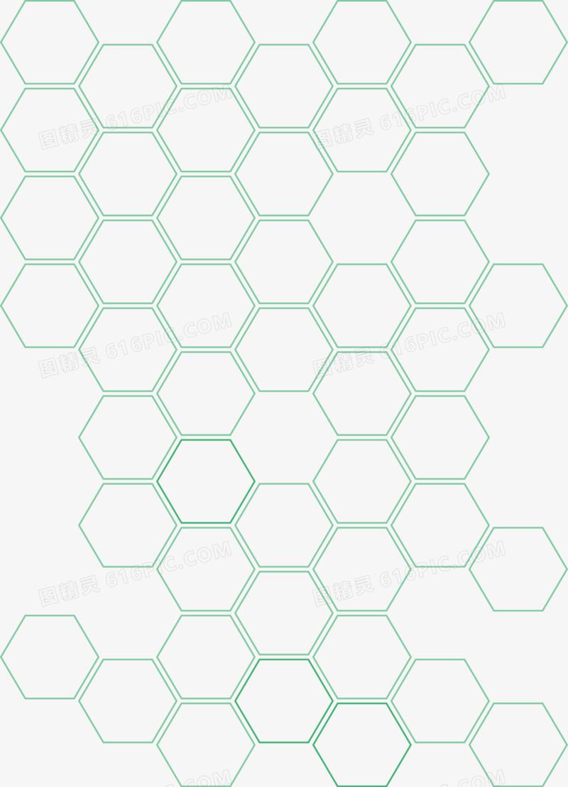 蜂窝底纹矢量图片免费下载_高清png素材_图精灵